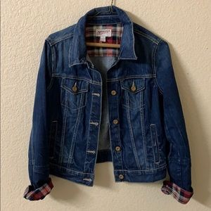 Classic Arizona Jean Co. original jean jacket.